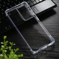 Samsung Galaxy S21 Ultra Outdoor TPU-Hülle und Anti-Drop (transparent)