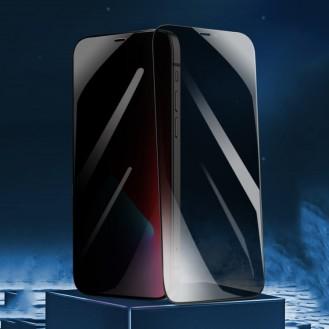 Privacy Anti Spy 9H Panzerglas Tempered Folie iPhone 12 Pro Max