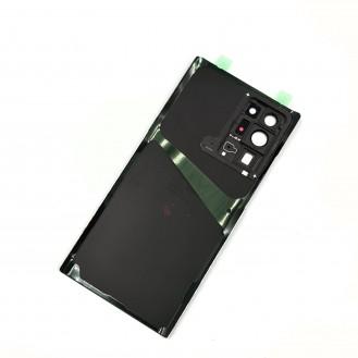 OEM Galaxy Note 20 Ultra Akkudeckel mit Kameralinse, Schwarz
