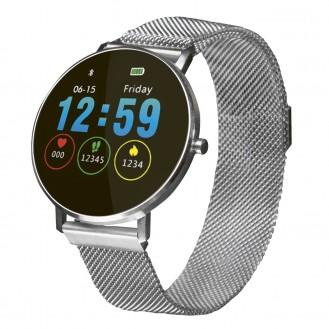 Atlanta Sportuhren Fitness-/Aktivitätstracker/Smartwatch schwarz ATL9707_19