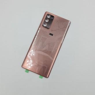 OEM Galaxy Note 20 N980F Akkudeckel mit Kameralinse, Mystic Bronze