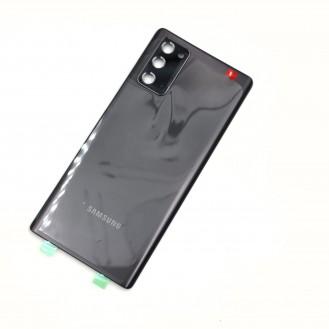 OEM Galaxy Note 20 N980F Akkudeckel mit Kameralinse, Schwarz