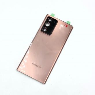 OEM Galaxy Note 20 Ultra Akkudeckel mit Kameralinse, Mystic Bronze