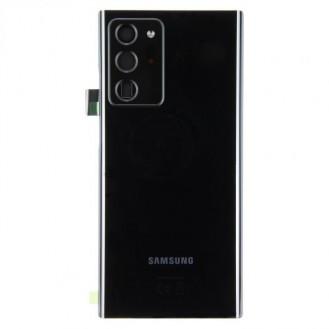 Samsung Galaxy Note20 Ultra N985F, Note20 Ultra 5G N986F Akkudeckel, Seviceware, Mystic Black