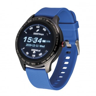 More about Atlanta Sportuhren Fitness-/Aktivitätstracker/Smartwatch Blau ATL9708_05