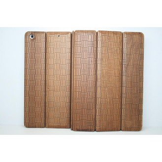 Bambus Holz Case Etui iPad Air