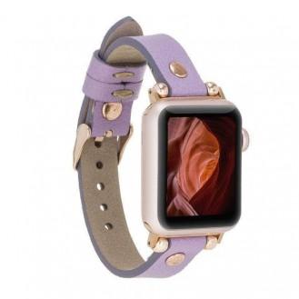Bouletta Ferro Watch Band für Apple Watch 38-40mm / 42-44mm - CP22 Rose Gold Trok