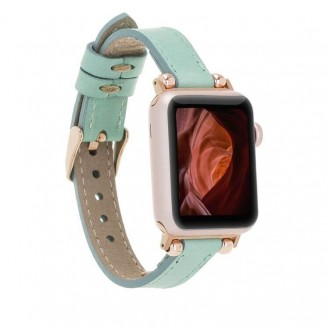 Bouletta Ferro Watch Band für Apple Watch 38-40mm / 42-44mm - BRN7