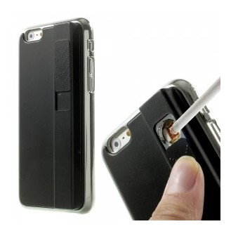 Feuerzeug Hülle lighter Case iPhone 6 4,7""