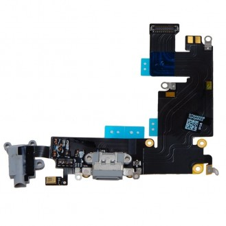 More about iPhone 6 Plus Ladebuchse Dock Connector, Mikrofon Flexkabel A1522, A1524, A1593