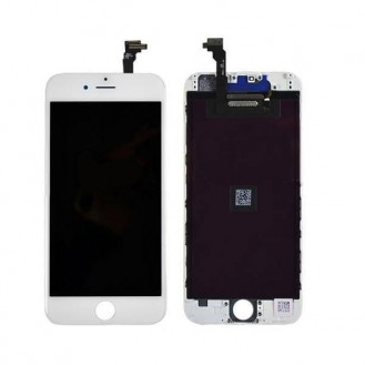 iPhone 6 Plus Oem LCD Display Weiss