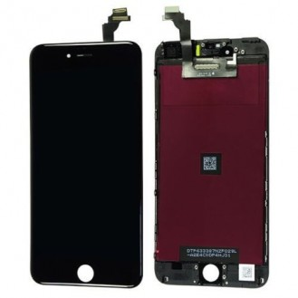 iPhone 6 Plus OEM LCD Display Schwarz