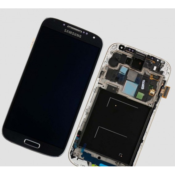 Schwarz Lcd Display Samsung Galaxy S4 I9505