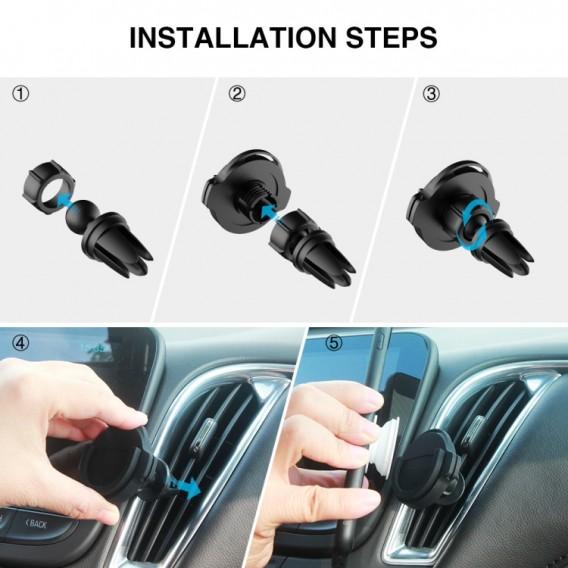 Universal Auto Luftauslasshalterung Handyhalterung