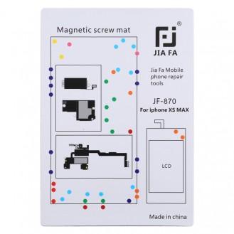 Magnetpad-Schraubbrett für iPhone XS Max