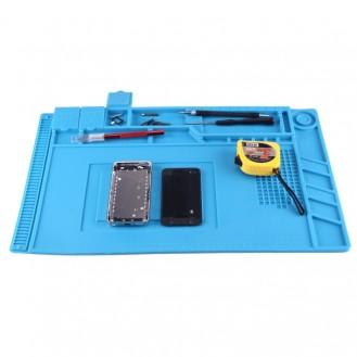 Antistatisch Magnet Silikon Reparatur Arbeitsmatte Handy Lötmatte Unterlage