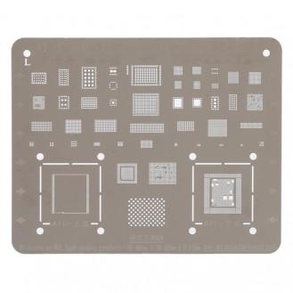 More about Reparatur von Handy-Nacharbeiten BGA Reballing Stencils für iPhone X / 8 / 8 Plus