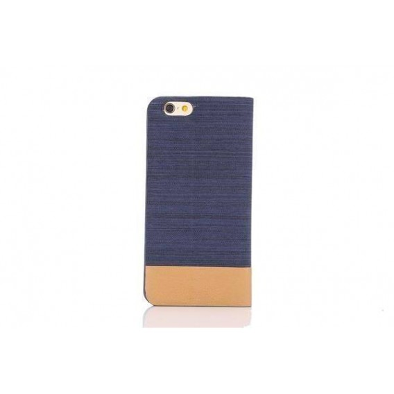 Leder Kreditkarte Etui iPhone 6 Plus