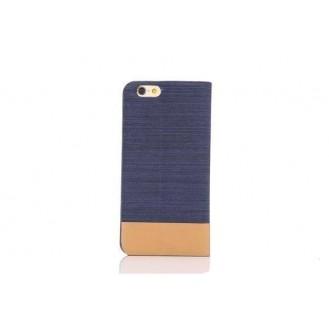 Leder Kreditkarte Etui iPhone 6 Plus