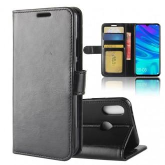 Huawei P30 Lite Handyhülle mit Brieftasche, Kartenfächern schwarz