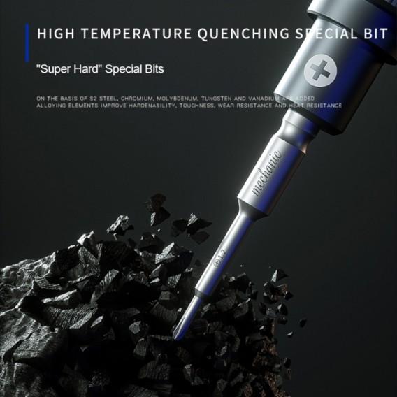 MECHANIC Mörtel Mini iShell 5 in 1 Phone Repair Präzisions-Schraubendreher-Set