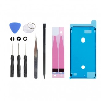 9-in-1-Werkzeugset zur Reparatur von Akku Kleber für iPhone 7