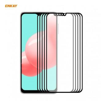Samsung Galaxy A32 5G Enkay Temperiertes Glas Full-Kleber