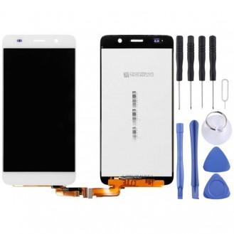Huawei Honor 4A LCD-Bildschirm und Digitizer Full Assembly Weiss