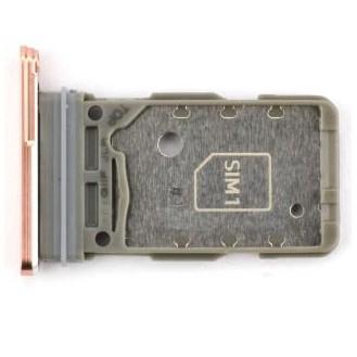 Samsung Galaxy S21 /DS Sim Tray (Dual Sim) ZI Sim-Kartenfach