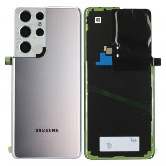 Samsung Galaxy S21 Ultra 5G Akkudeckel, Serviceware, Phantom Silver