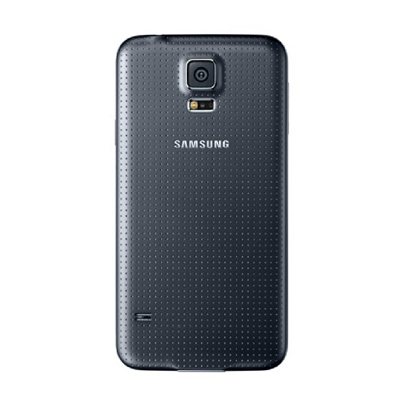 Akkudeckel Schwarz Samsung Galaxy S5 Mini