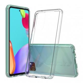 Samsung Galaxy A52 5G Kratzfest TPU Transparent Handyhülle