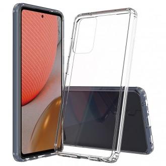 Samsung Galaxy A72 5G Kratzfest TPU Transparent Handyhülle