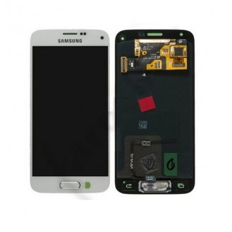 More about Original Weiss LCD Samsung Galaxy S5 Mini SM-G800F