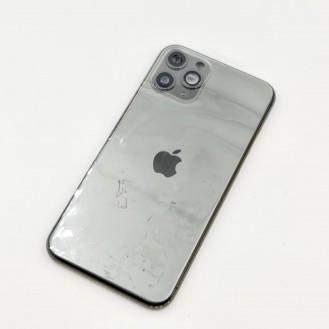iPhone 11 Pro Gehäuse Glas Backcover Rückdeckel Akkudeckel Space Grau