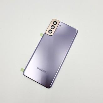 Samsung Galaxy S21 Plus OEM Backglass Akku Deckel Phantom Violet
