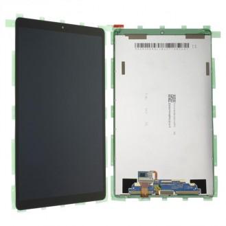 Samsung Galaxy Tab A 10.1 2019 T510, T515 LCD Display Schwarz Serviceware