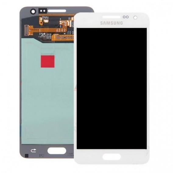 Original Weiss LCD Samsung Galaxy A3 SM-A300