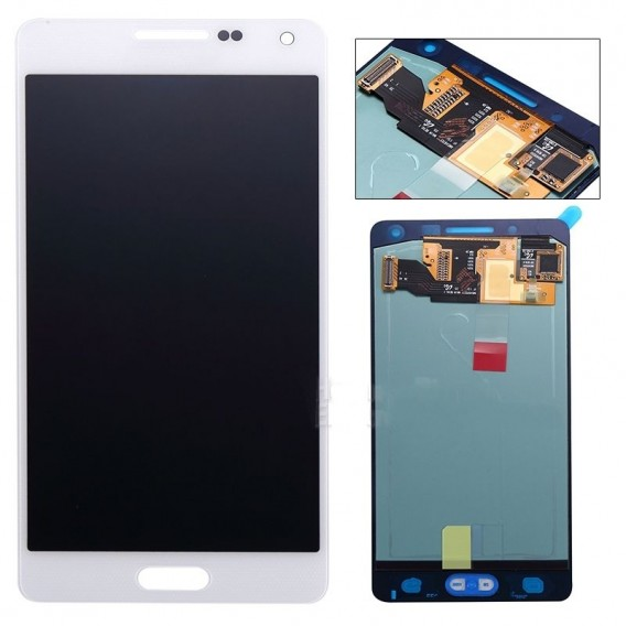 Original Weiss LCD Samsung Galaxy A5 SM-A500