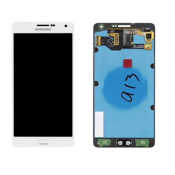 Original Weiss LCD Samsung Galaxy A7 SM-A700