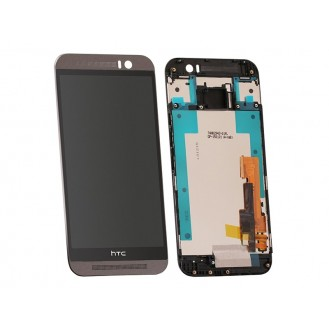 Original HTC One M9 LCD Display Schwarz