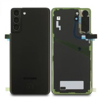Samsung Galaxy S21+ G996B/DS Akkudeckel, Phantom Schwarz Serviceware