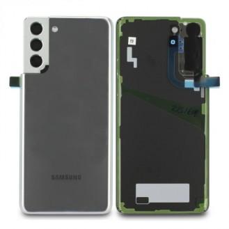 Samsung Galaxy S21+ G996B/DS Akkudeckel, Phantom Silber Serviceware