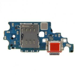 Samsung Galaxy S21+ 5G G996B Dock Connector Flex USB-C Serviceware