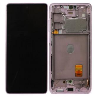 Samsung Galaxy S20 FE G780 LCD Display, Cloud Lavender Serviceware