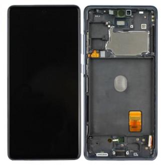 Samsung Galaxy S20 FE G780 LCD Display, Cloud Navy Serviceware