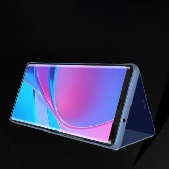 Clear View Case Cover für Samsung Galaxy A12 / Galaxy M12 rosa