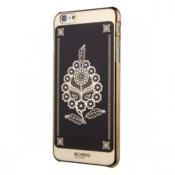 Beckberg Luxus Strass Bling Case iPhone 6 4`7