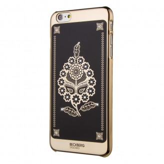 Beckberg Luxus Strass Bling Case iPhone 6 4`7