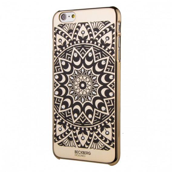 Beckberg Bling Strass Luxus iPhone 6 Plus
